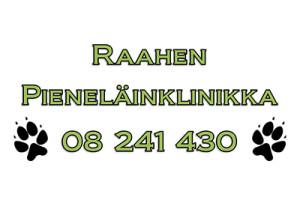 Raahen_Pieneläinklinikka_mainostaulu